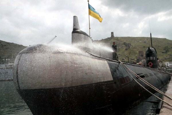 """U-01 Підводний човен """"Запоріжжя"""""""
