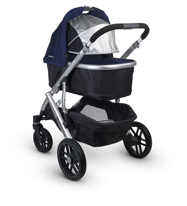 poussette double uppababy