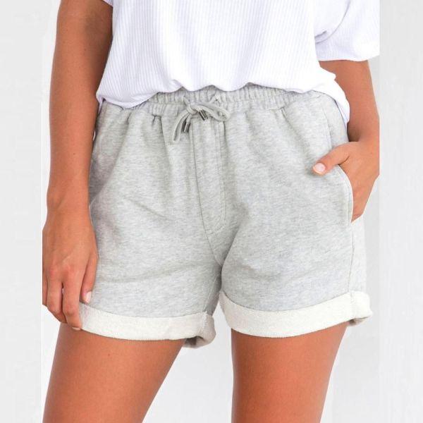 Chill Out Drawstring Shorts (1)