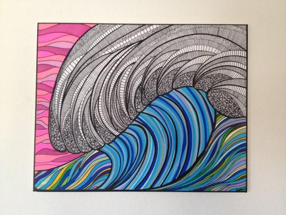 Hoag wave