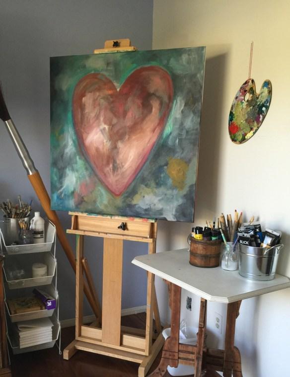 TCW heart