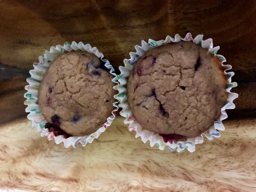 Meatless Monday – Berry Muffins