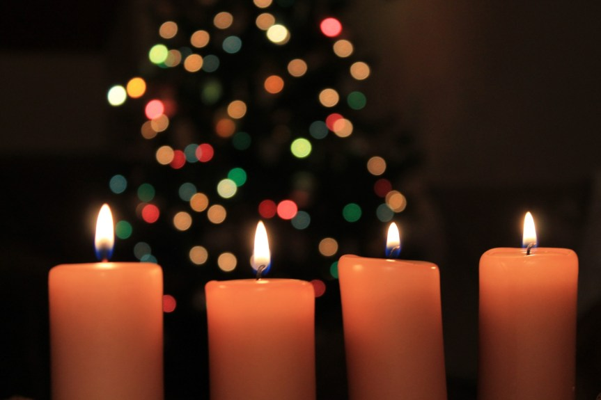 Advent 4: The Light of Joy