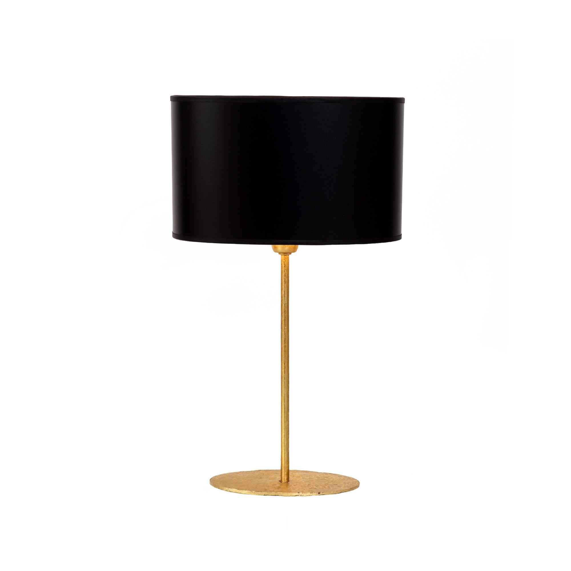 tischlampe schwarz gold industrielle tischlampe schwarz ivy 18 cm fabriklampe. Black Bedroom Furniture Sets. Home Design Ideas