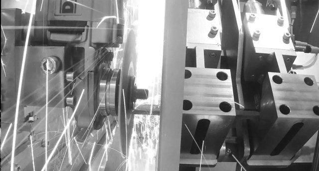 Buffing Disc - Laboratory Testing Machine