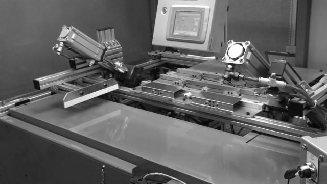Drill & Cut Machine