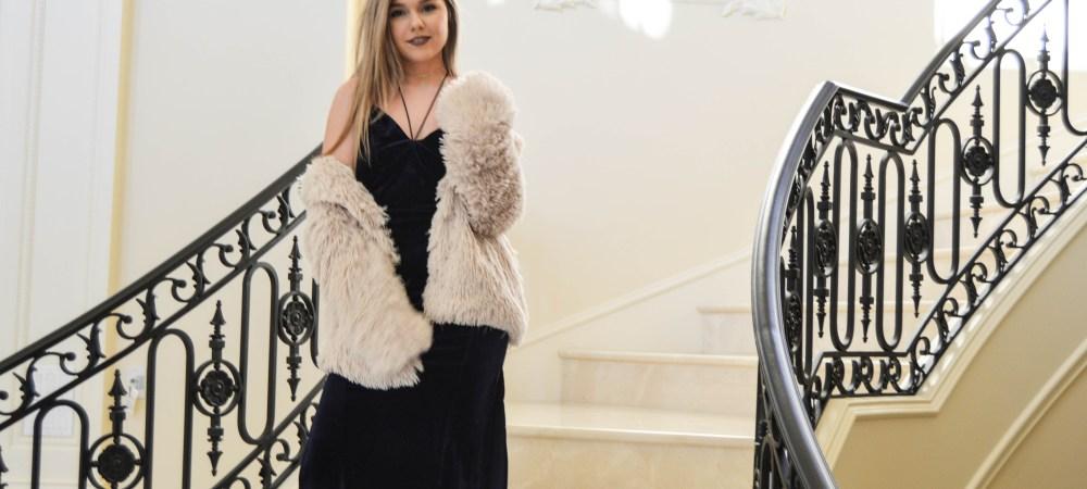 Blue Velvet Crushing It: Tobi Dresses