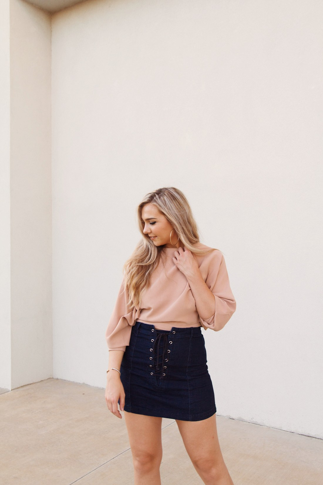 Milan Merlo Dallas Style Blogger Milan Darling Some Words of Encouragement: Keep Following your Dreams