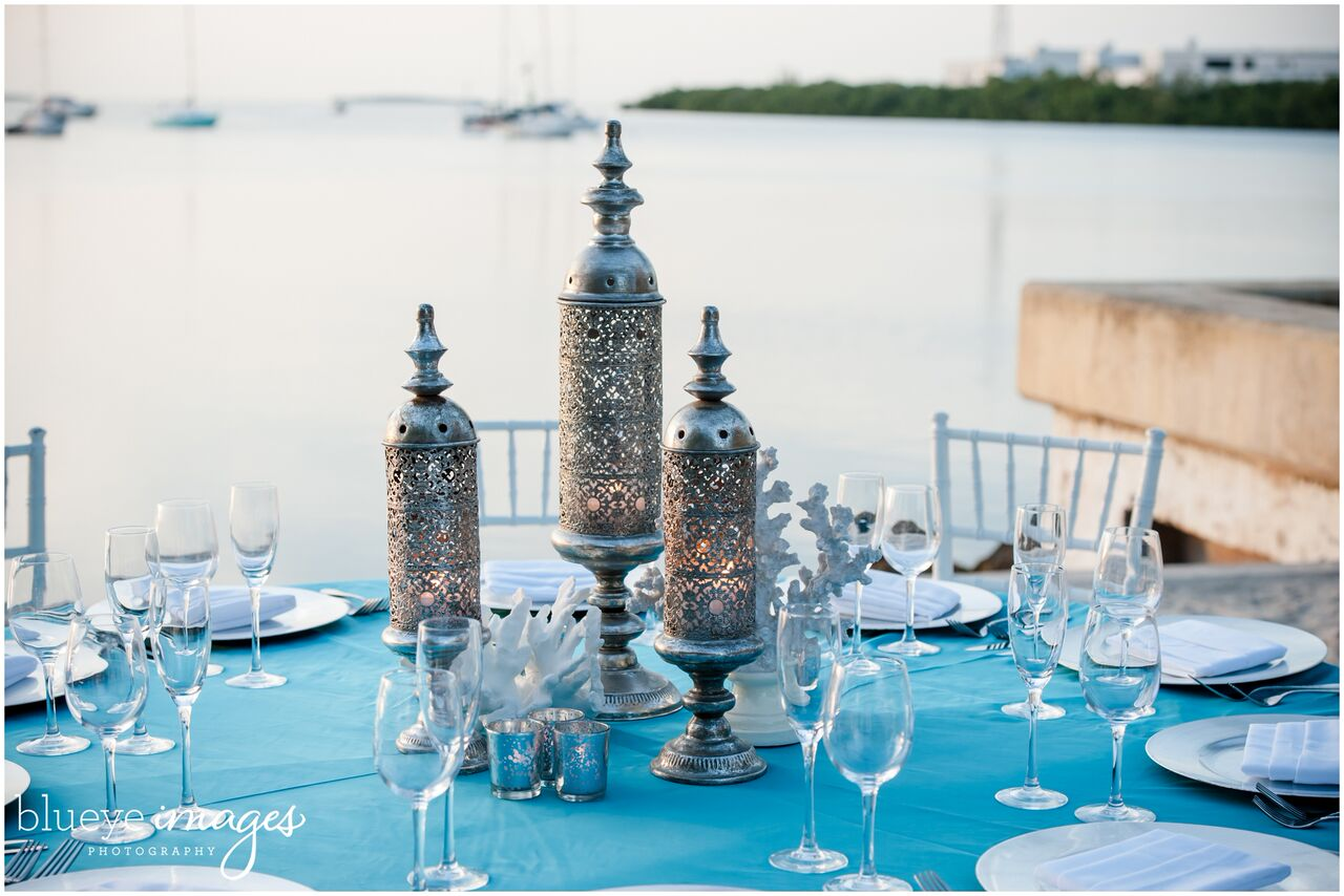 Wedding Centerpieces For Key West Weddings | Milan Event