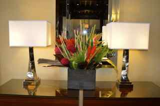 Key West Hotel Flower Arrangements