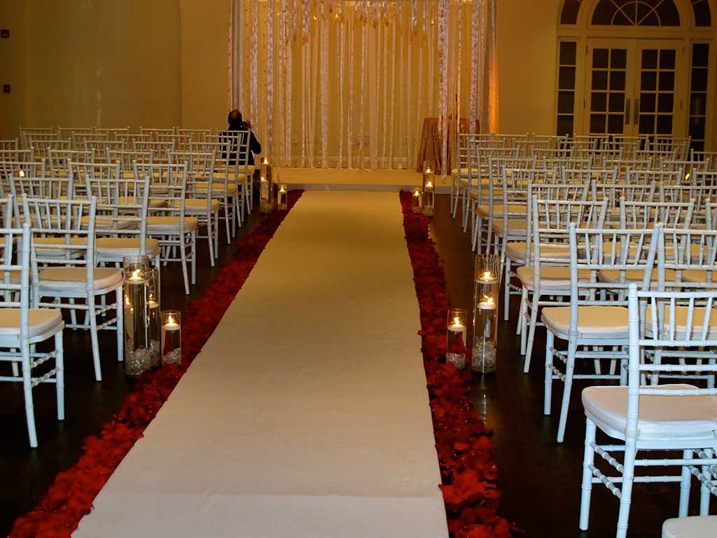 Casa Marina Grand Indoor Ceremony