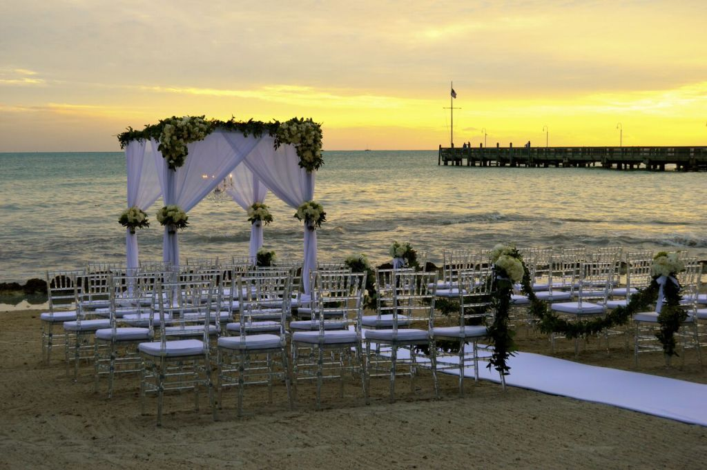Oceanside Outdoor Ceremony