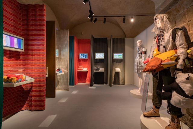 April 10 2019, Museo Ferragamo: Sustainable Thinking: hall #3 © Guglielmo de' Micheli for Salvatore Ferragamo