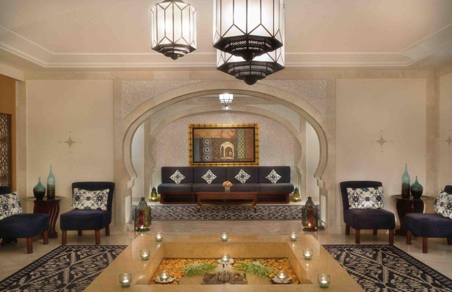The Ritz-Carlton Spa, Dubai, JBR - Welcome Reception and Consultation Area