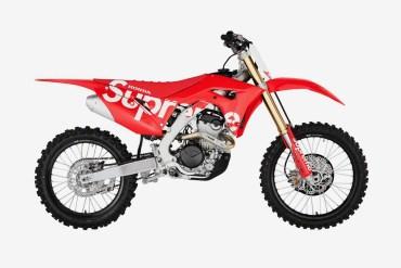 Supreme moto