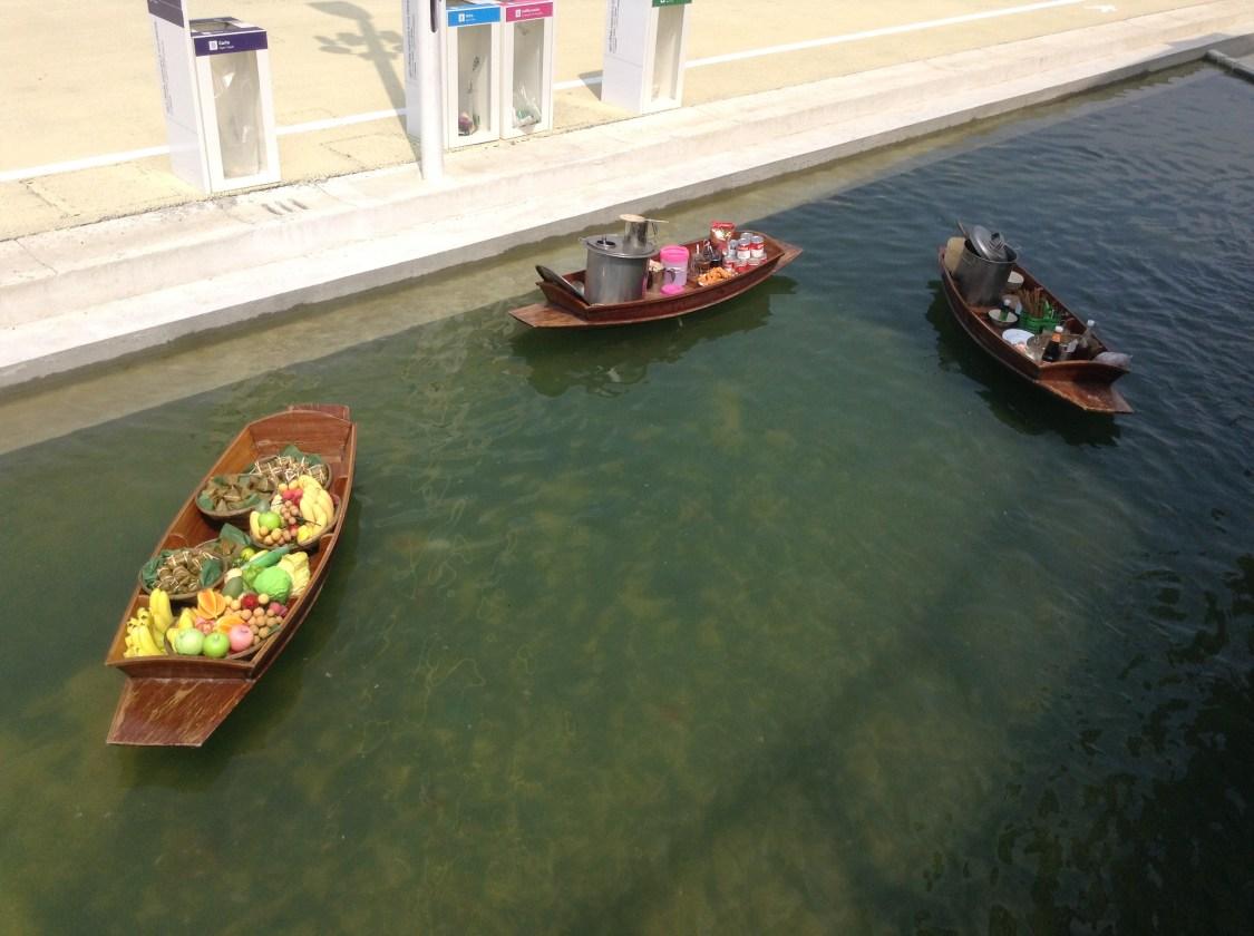 Role of waterways in food distribution, Milano Expo 2015, MilanKaRaja