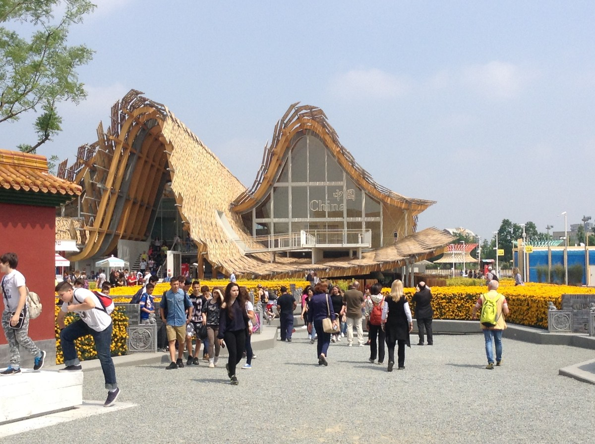 Why world expo in India: My experience in Expo Milan 2015