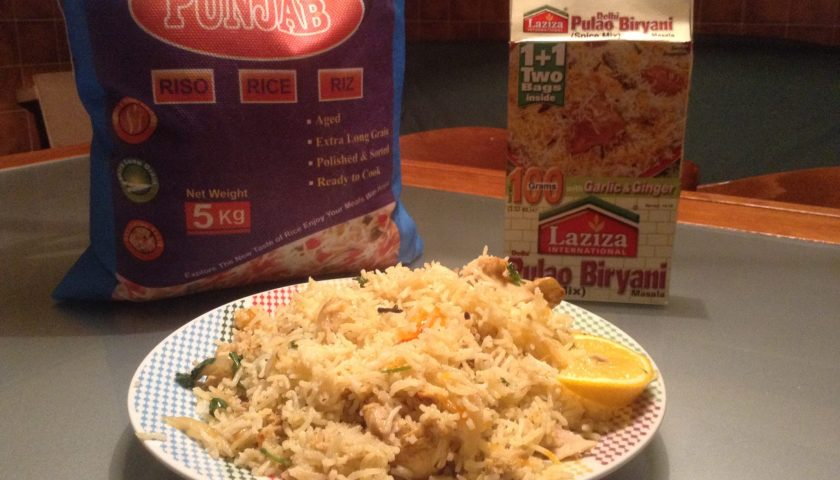 Why Biryani is the most addictive food in the world