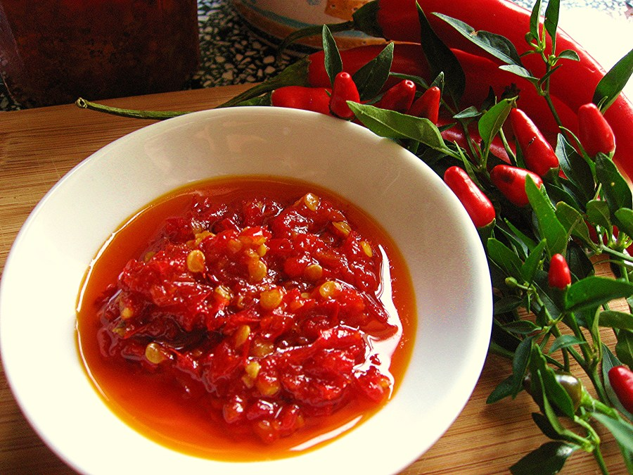 Spicy Asian Home Made Sweet Chilli Sauce