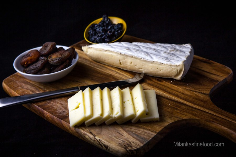 Cheese Platter (Simplicity & Indulgence)