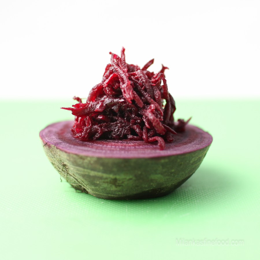 Beetroot Jam (Relish)