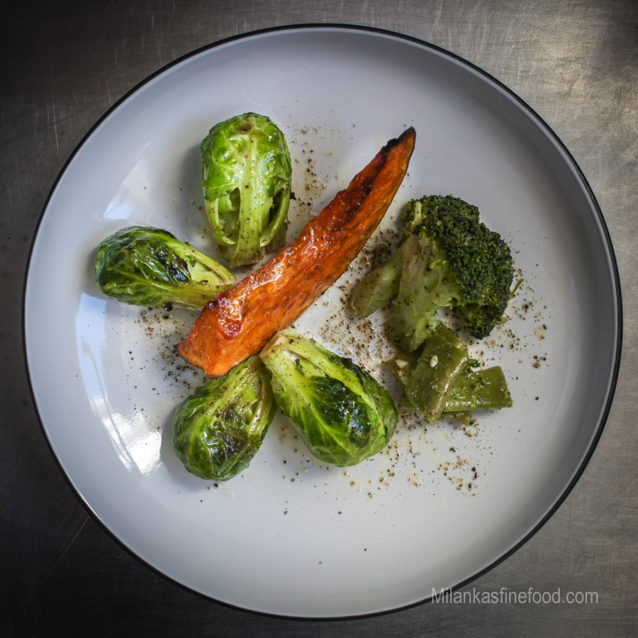 Vegetable Salad (Served Warm or Cold)