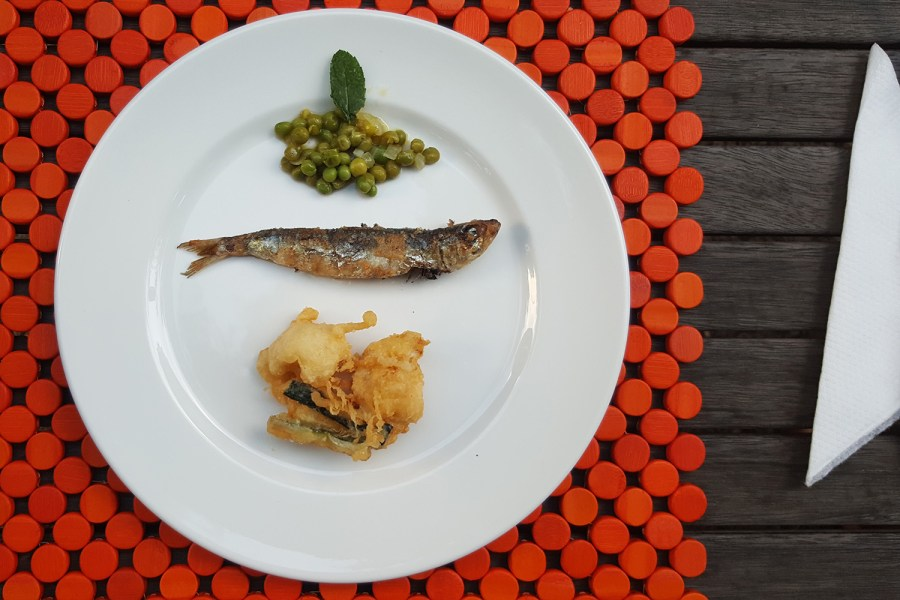 Feasting on Traditional Sicilian Summer Dishes