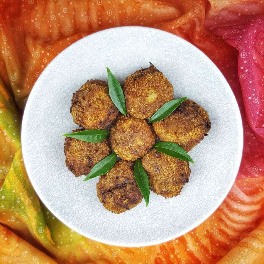 Sri Lankan Dutch Meat Balls