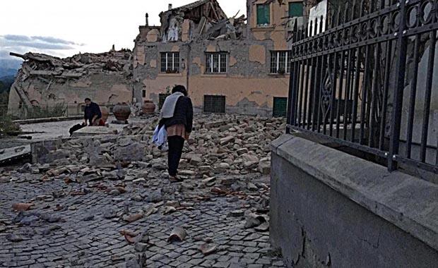 Terremoto 04 - 24 agosto 2016