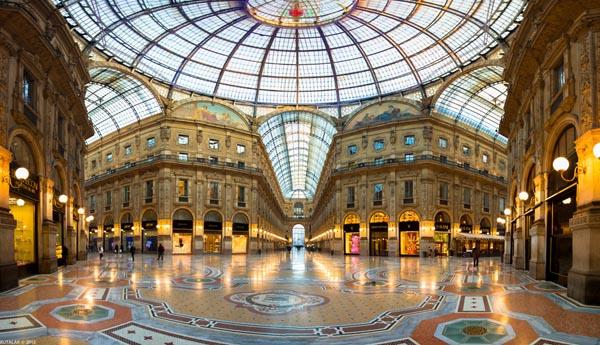 Milano in festa per i 150 anni della Galleria Vittorio Emanuele