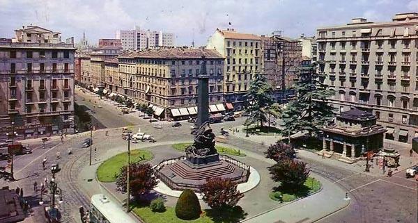 Milano: conclusi in anticipo i lavori di Piazza 5 Giornate