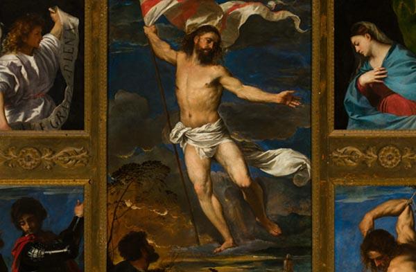 """A Brescia """"Tiziano e la pittura del '500 tra Venezia e Brescia"""", fino al 1 luglio al Museo di Santa Giulia"""