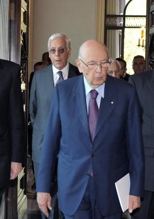 """Brescia, Napolitano ricorda la strage """"Copertura di apparati dello Stato"""""""