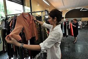 Lombardia regina del vintage negozi dellusato in