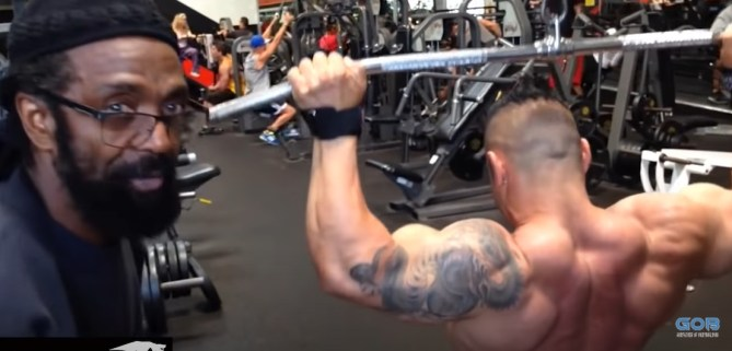 Charles Glass: Stop Damaging Your Shoulders - Full Back Day Workout | MILANO411