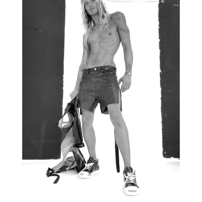RICK OWENS: Looks Waiting for a Sci-Fi Film (Wake-up Hollywood!!!)   MILANO411