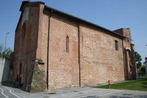 Chiesa Rossa alle Fonti (foto Giovanni Dall'Orto)
