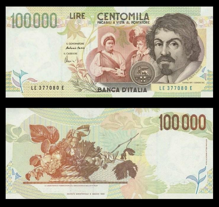 L'omaggio tributato dal nostro paese col taglio più grande delle monete di vecchio conio.