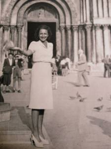 Una foto di Hanka Weissenstein a Venezia