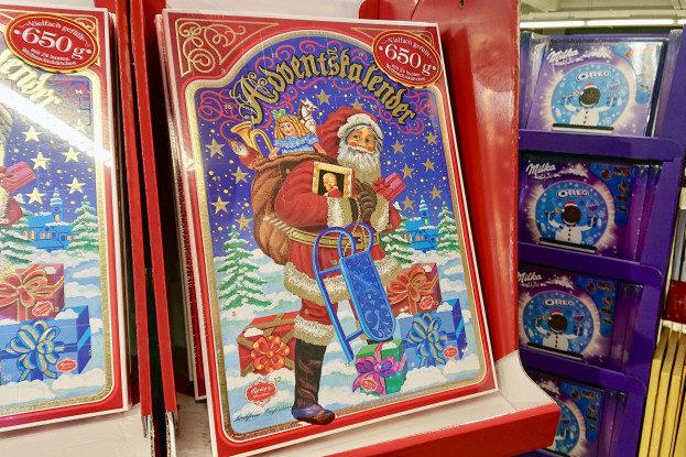 【ドイツxクリスマス】大人もワクワクするアドベントカレンダー