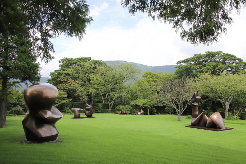 【旅記事】箱根x芸術の秋: 「ミュージアムフリーパス」どう巡る?