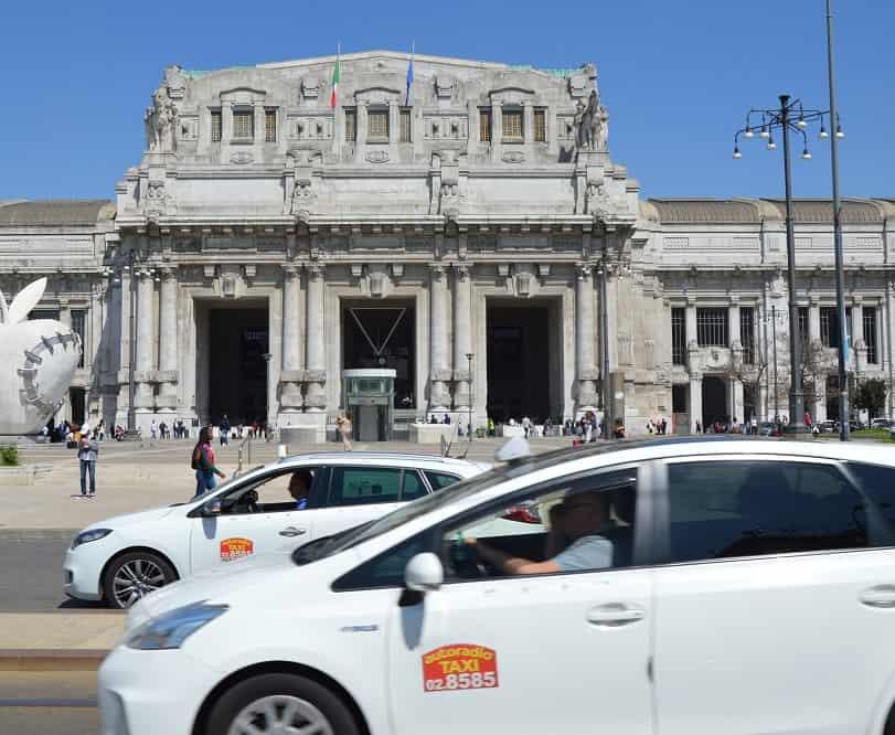 calcolo tariffe taxi milano