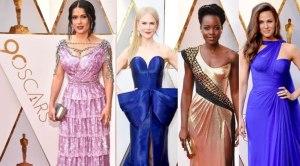 Milan to Hollywood Oscars 2018