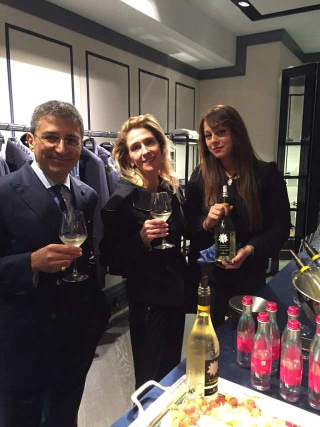 Gaetano Signoriello, Melanie Payge, Elena Policella