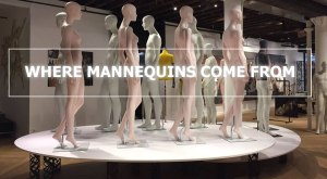 Where do Mannequins come from?