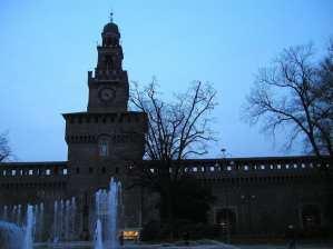 Sforza Castle Milan - Museo Castello Sforzesco Milano