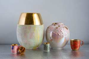 Decorative Ceramics by Coralla Maiuri