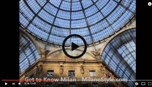 Visit Milan in 30 Seconds