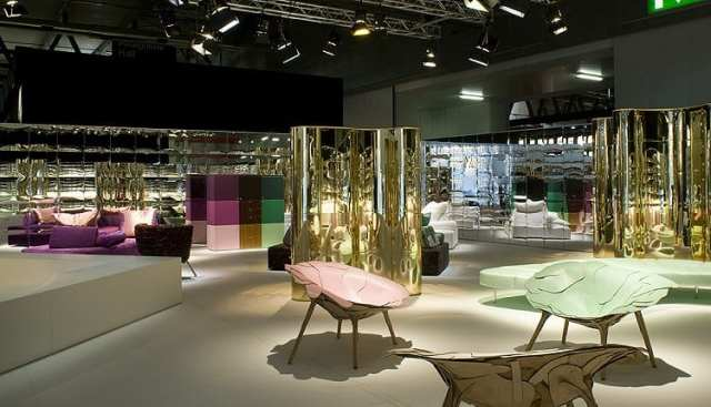 Salone internazionale del mobile milan furnitire design for Rho fiera salone del mobile