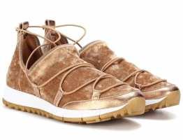 модные JIMMY CHOO кроссовки
